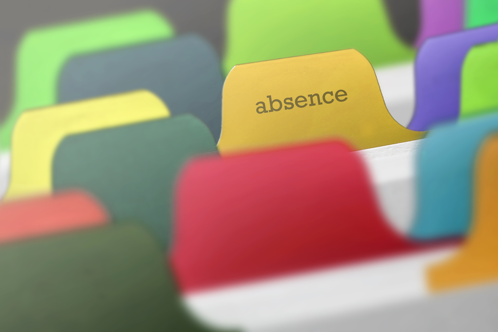 How to deal with absenteeism